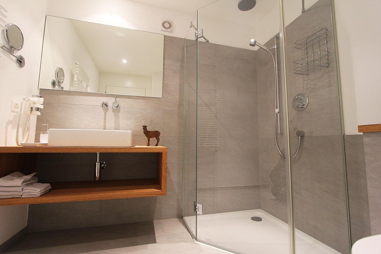 Burgener Haus | Saas-Grund | WC Anlage
