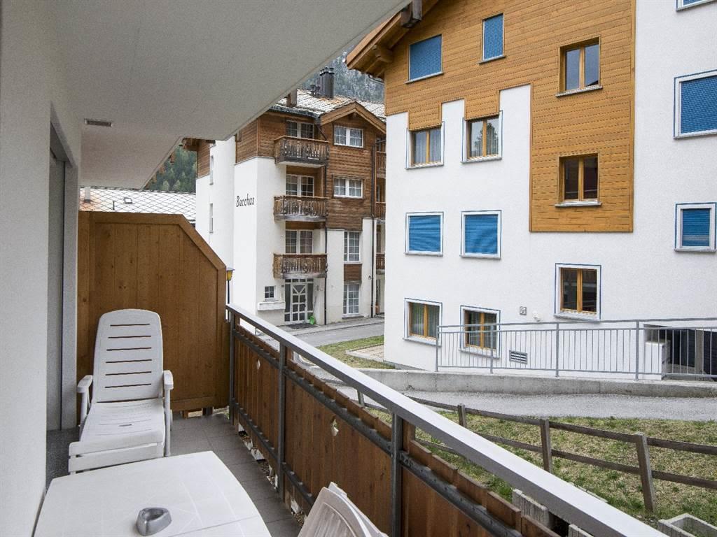 3.6 Aussicht vom Balkon