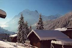 Winter Saastal
