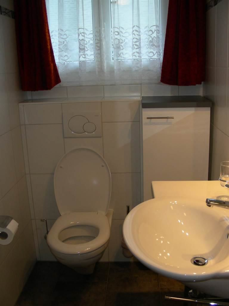WC + Lavabo