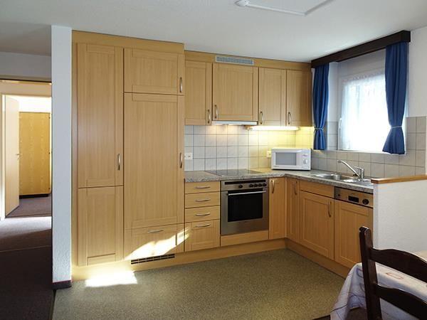3. Stock / Küche mit Südostbalkon