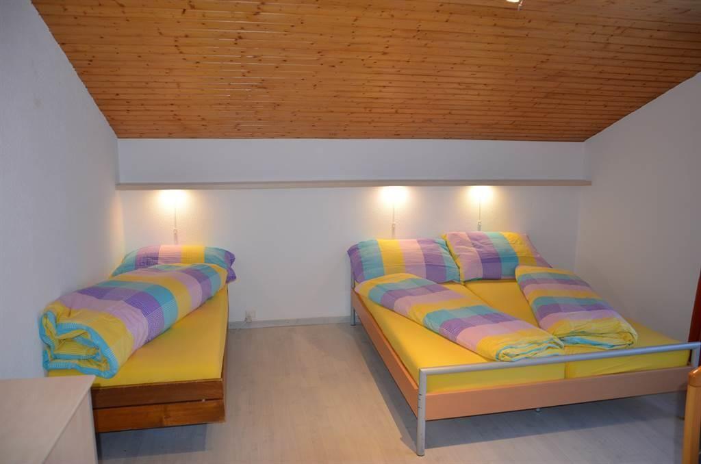Dreibettzimmer
