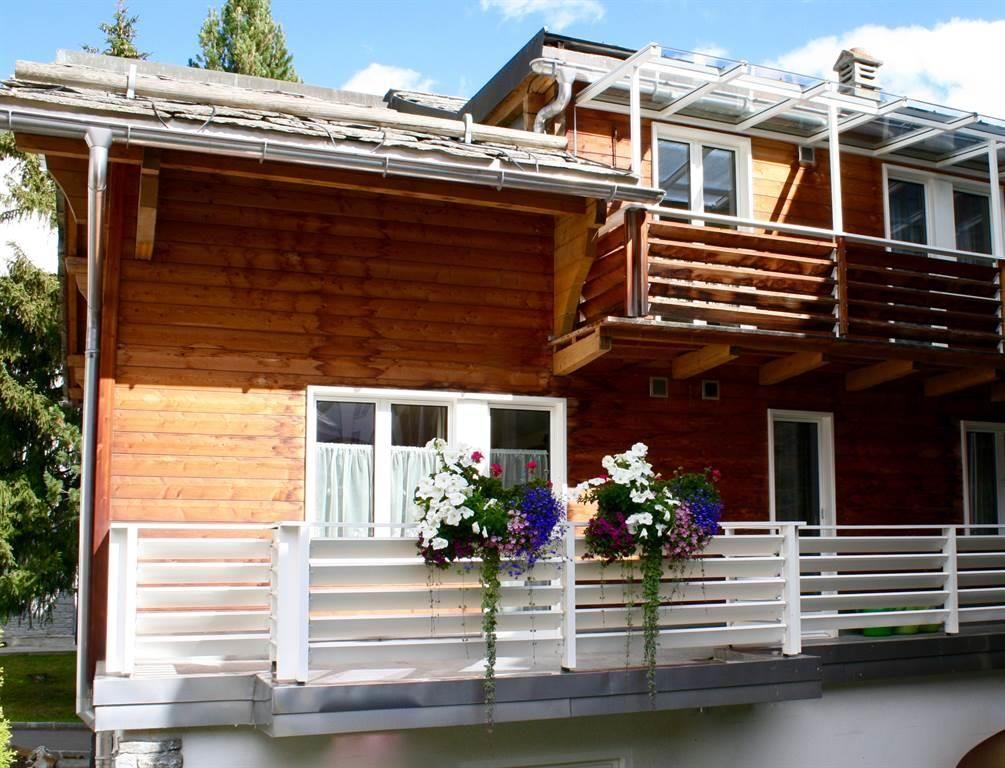Balkon Wohnung 1+2