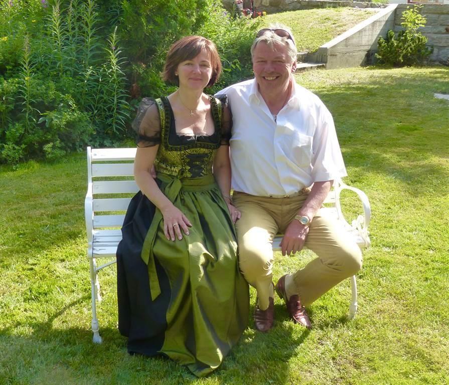 Gastgeber  Rosine & Andreas Breuer