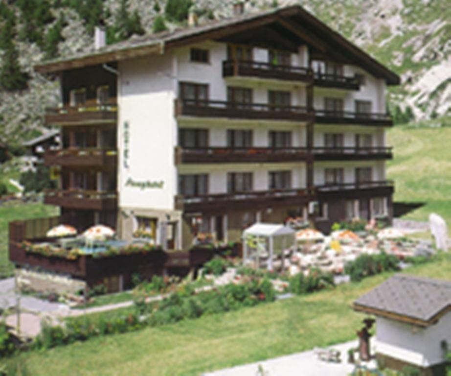 Ferienhaus Almagellerhof