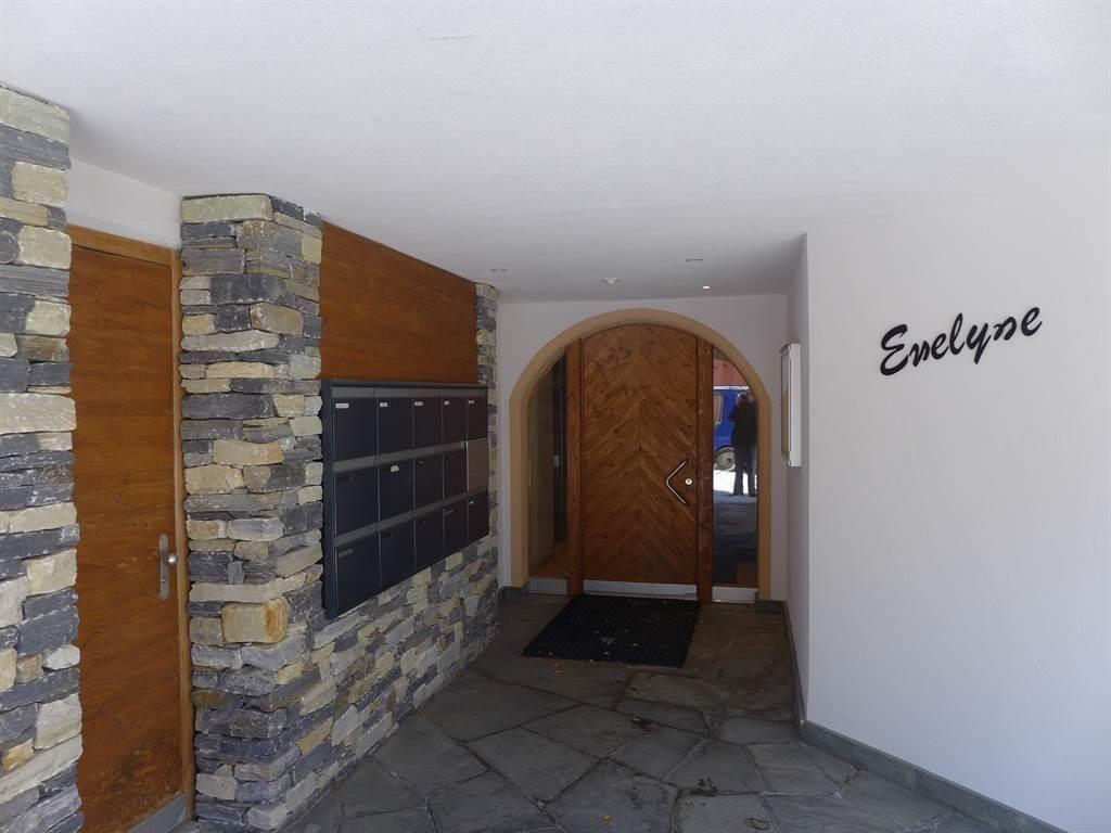 Eingang Evelyne