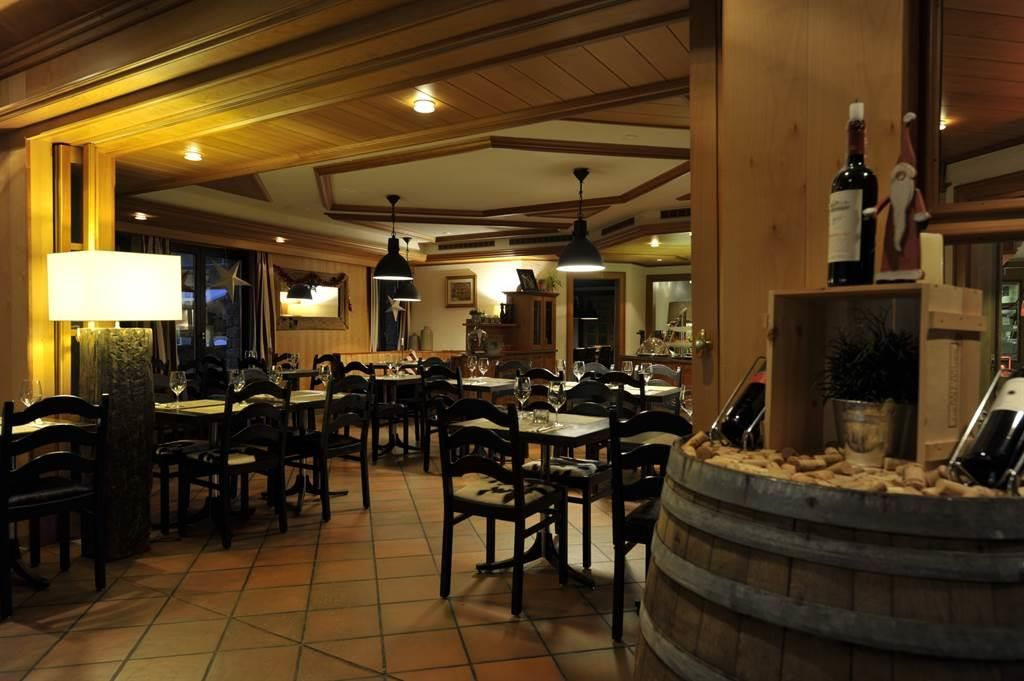 Hotel Burgener Restaurant