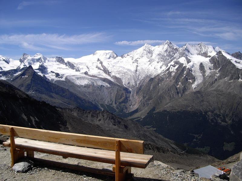 unsere Bergwelt