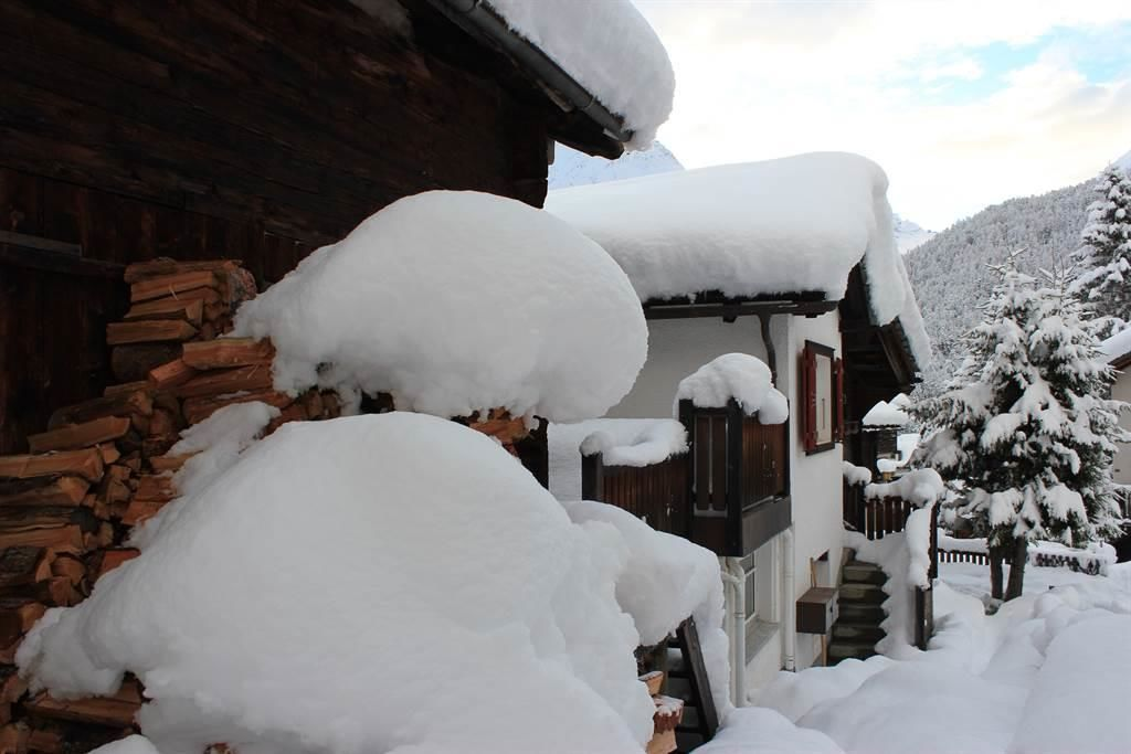 Schnee im November