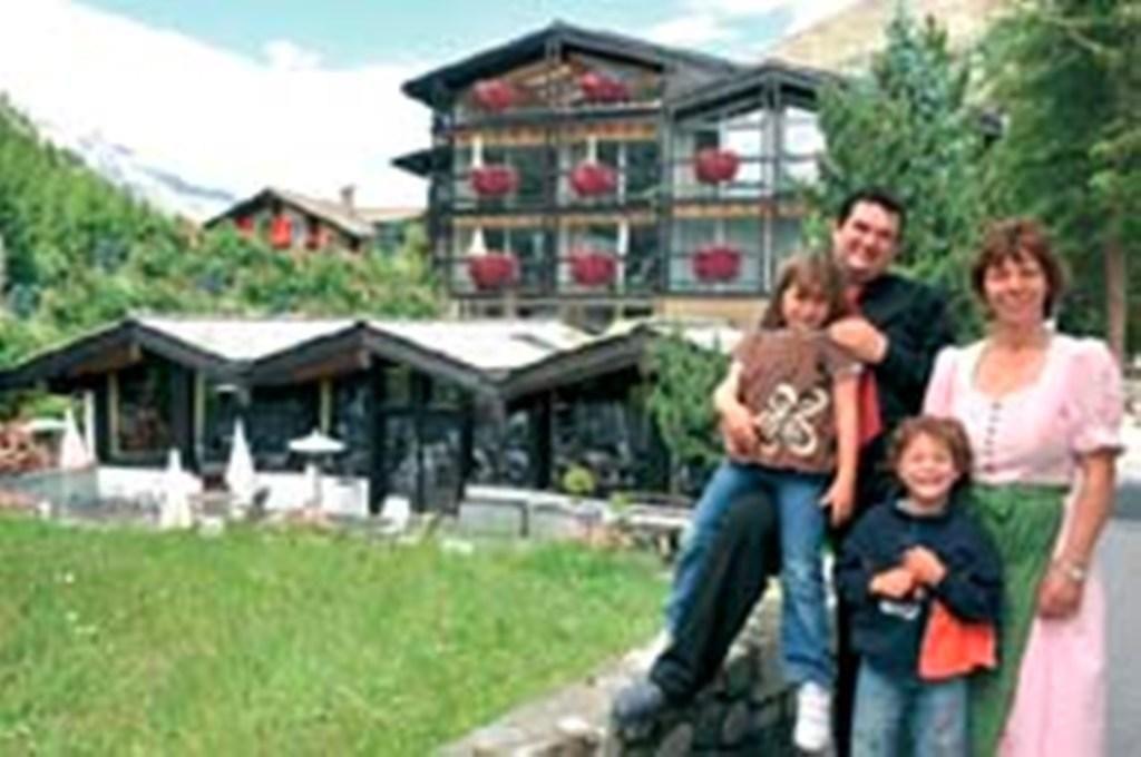 Hotel Pirmin Zurbriggen Sommer