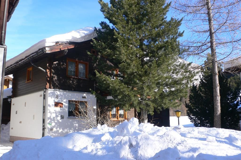 Chalet Echo Winter