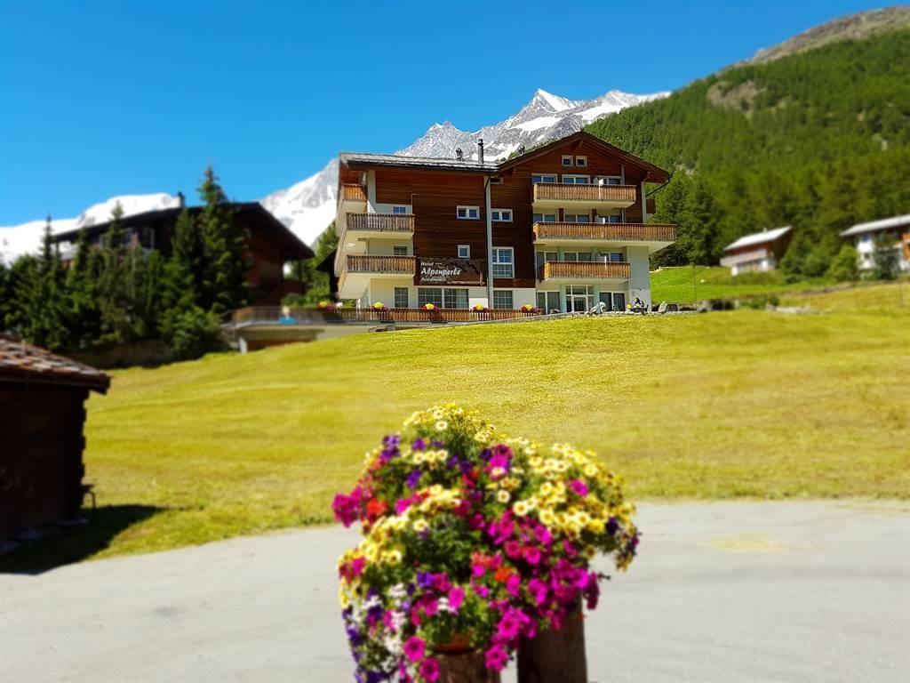 Hotel Gelände
