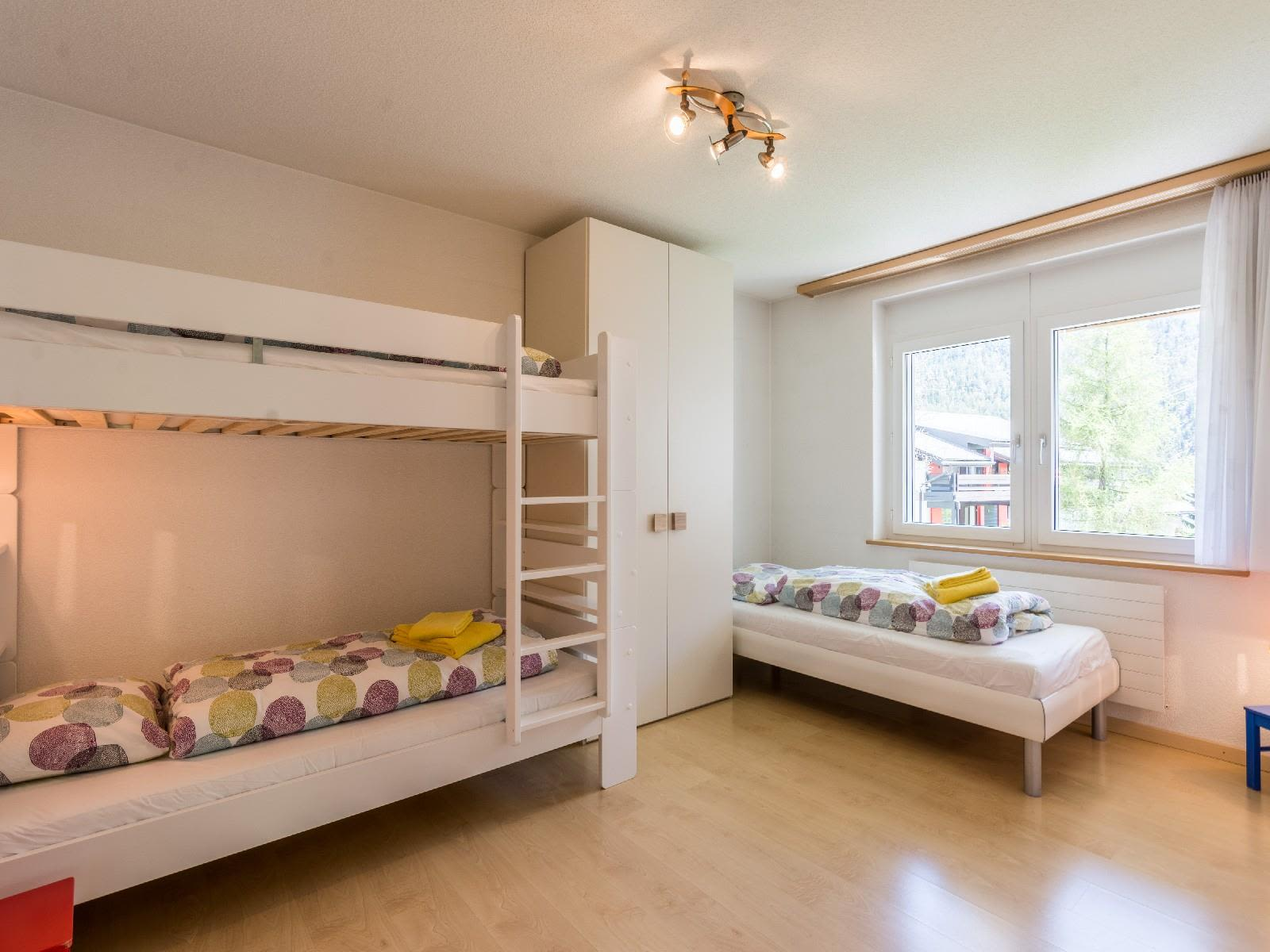 8.5 Dreibett Zimmer