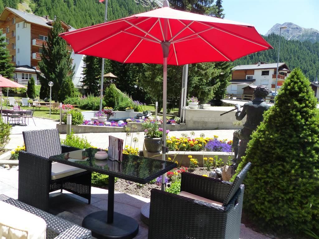 Wohlfühl-Lounge Garten