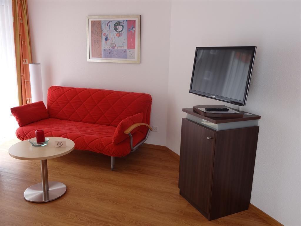 Wohnraum 2-Zimmer-Whg