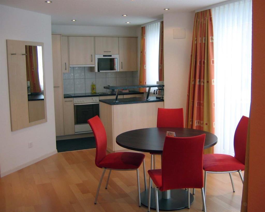 Küche 2-Zimmer-Wohnung