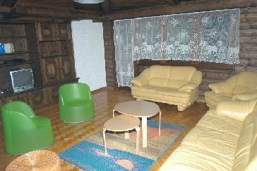 Chamois Wohnzimmer