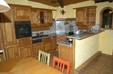 Chamois Küche