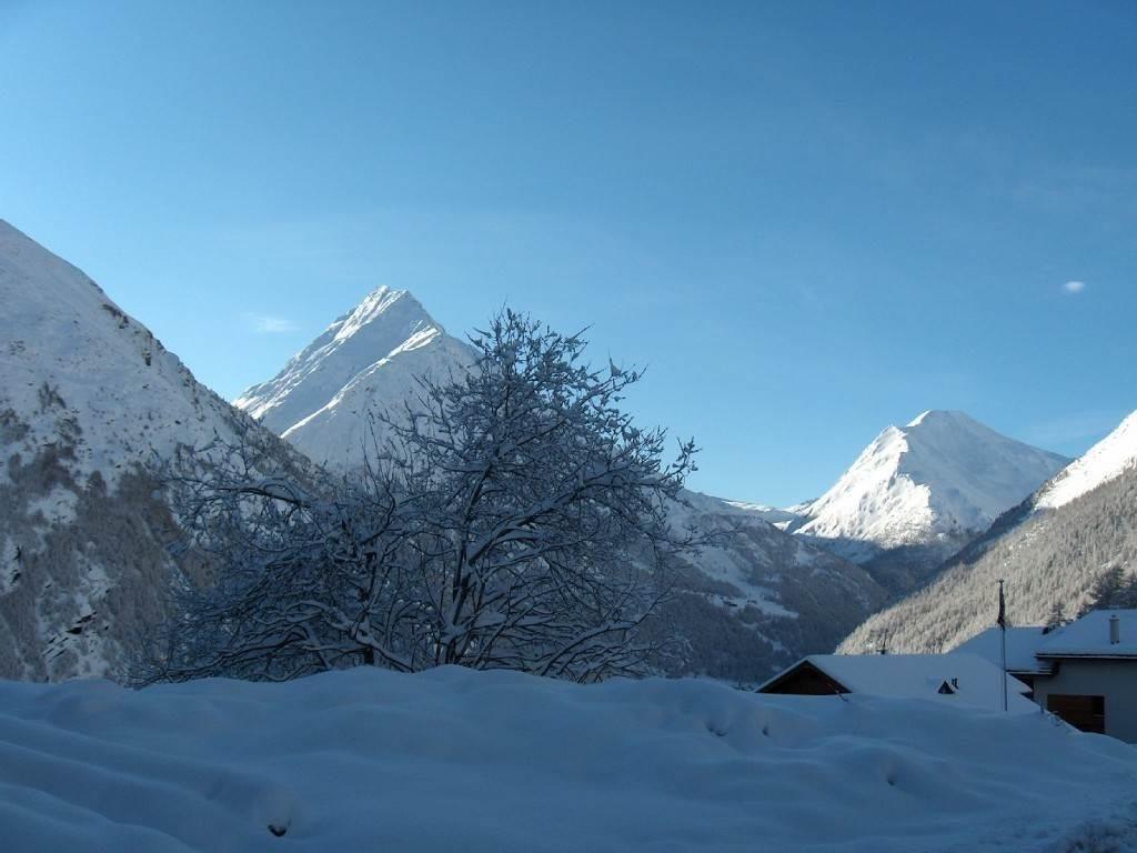 Monte Moro Winter
