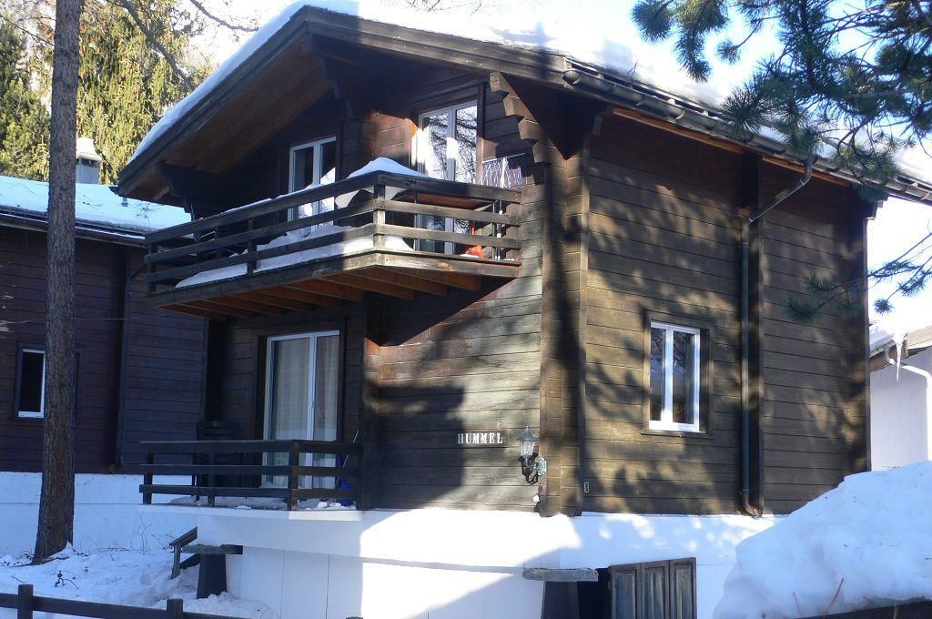 Chalet Hummel Winter