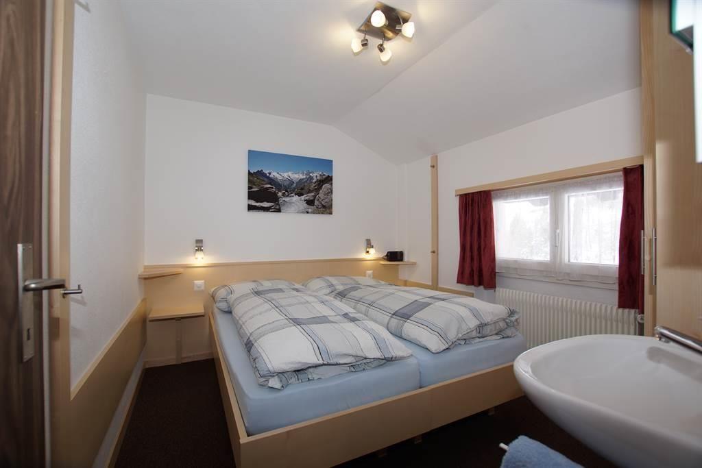 Doppelschlafzimmer / Dachwohnungen