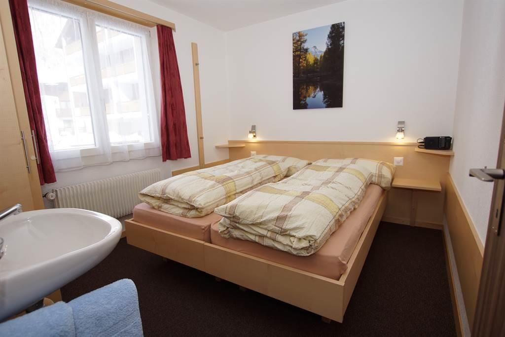 Doppelschlafzimmer / Westseite