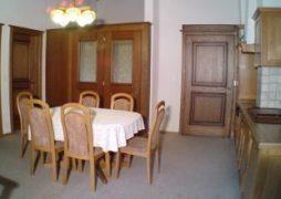 Küche- und Esszimmer
