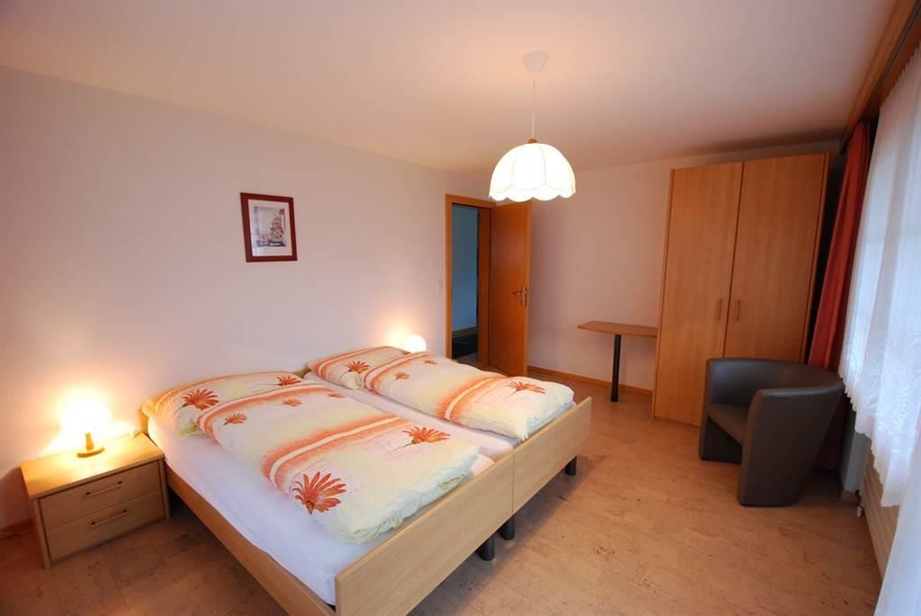 Schlafzimmer 2-3 Pers