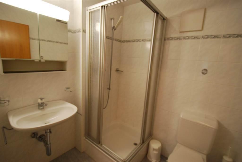 Dusche -Toilette