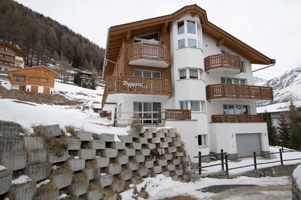 Haus Bavaria Winter