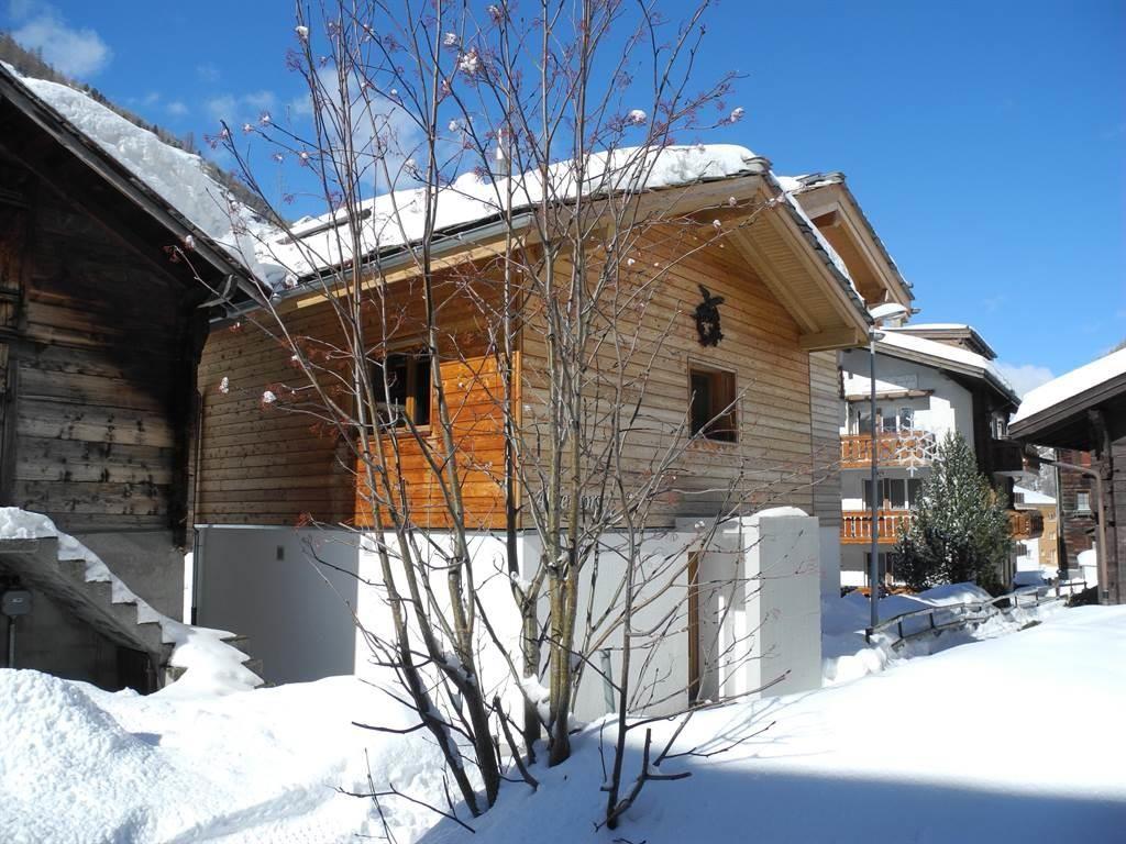 Eingang Winter