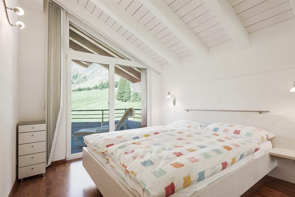Schlafzimmer Dachwohnung-11