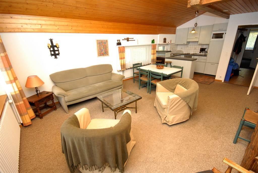 Apollo Wohnzimmer mit Küche