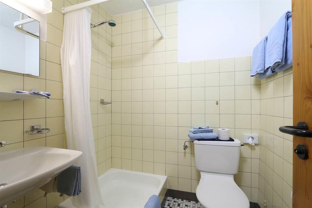 Doppelzimmer Süd Badezimmer