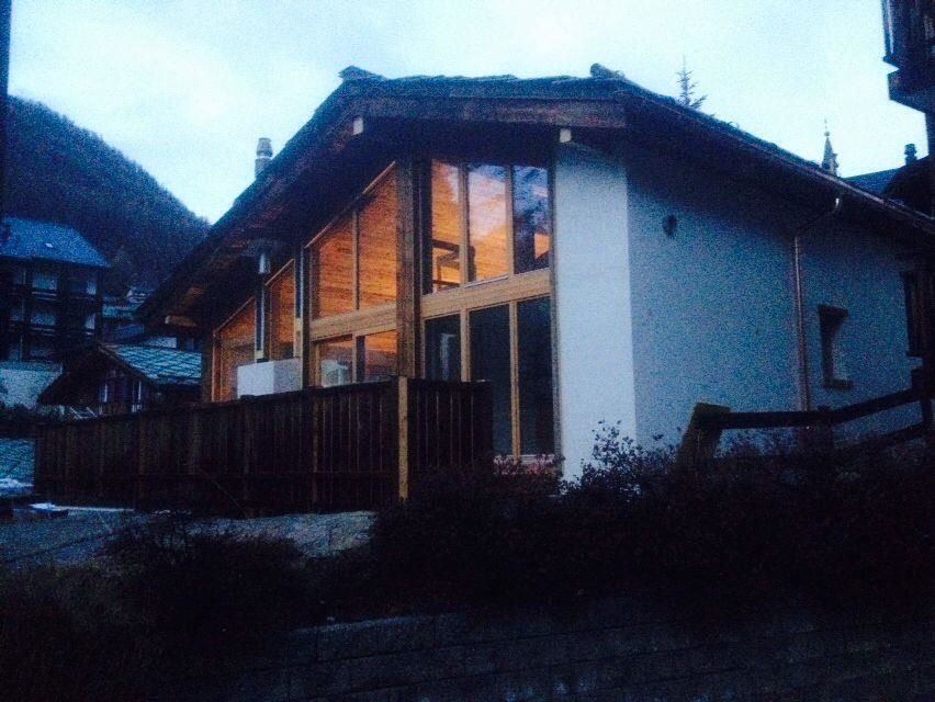 Chalet Outside 2