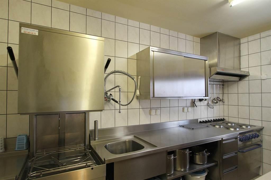 Küche mit modernster Ausrüstung
