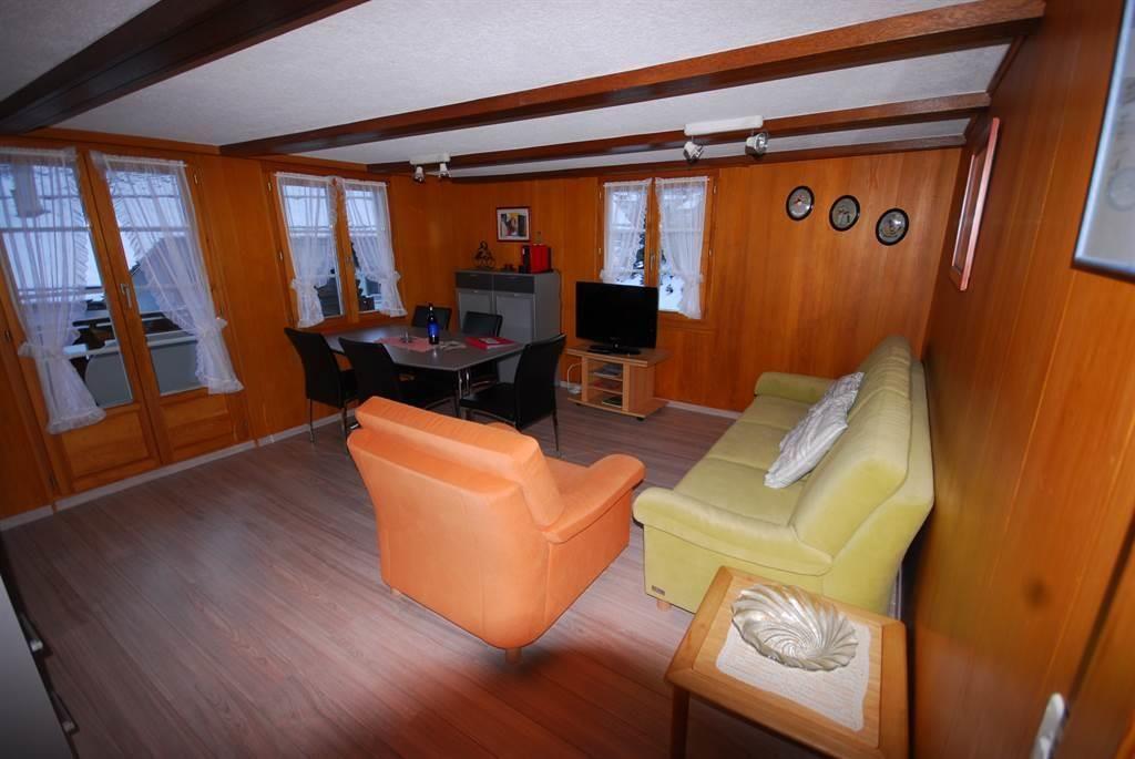 Wohnzimmer Alpenruh Saas-Fee/Saastal