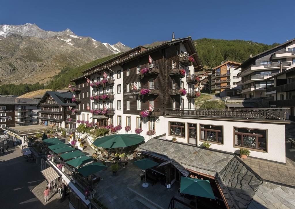 Aussenansicht 5_Sunstar Hotel Saas-Fee Schweiz_s