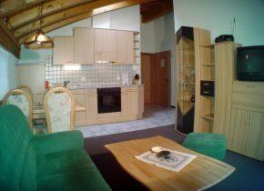Küche/Wohnraum