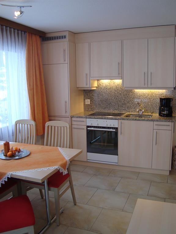 Küche mit Essraum