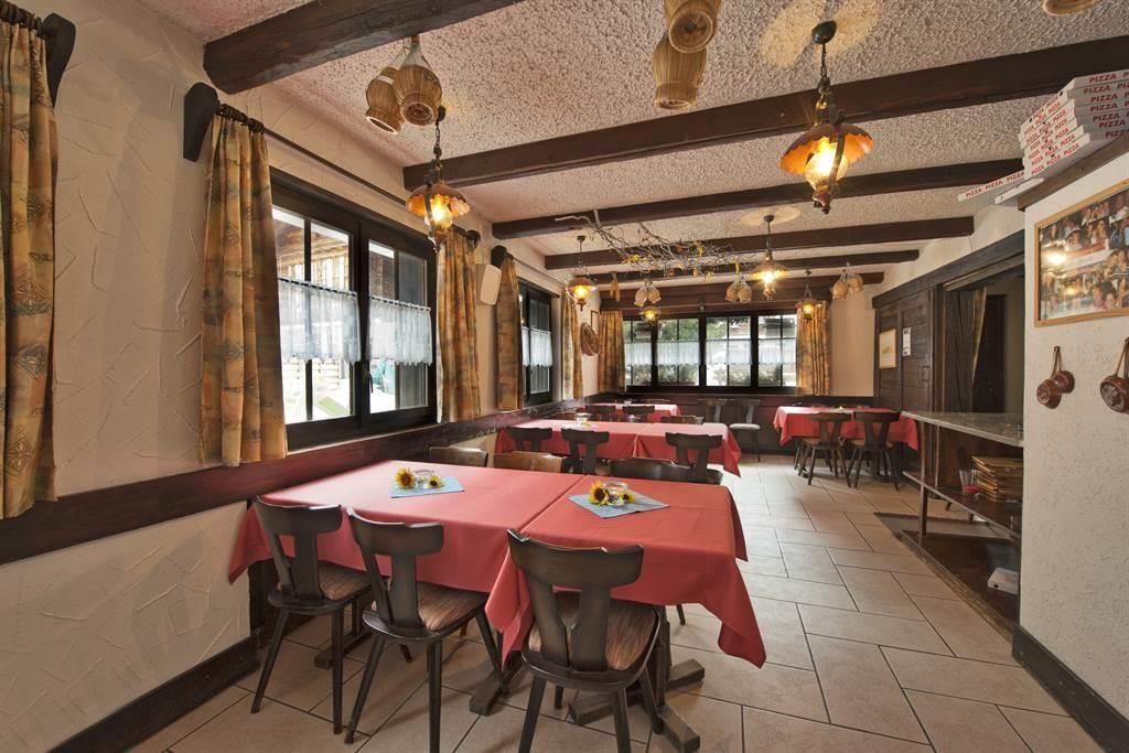 Innenansicht Restaurant/Pizzeria 2