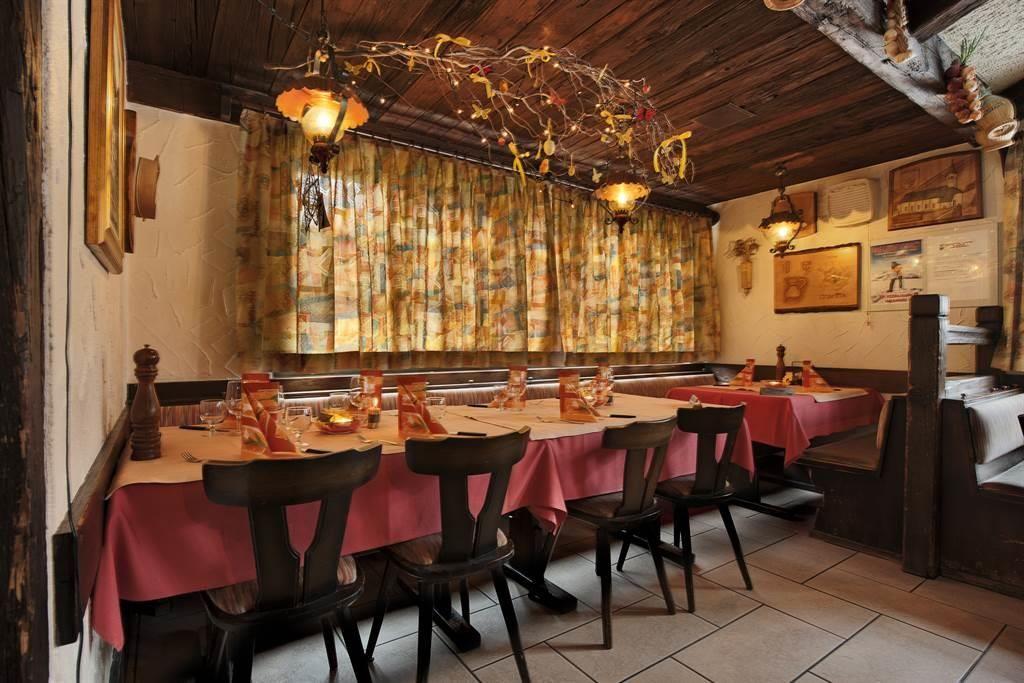 Innenansicht Restaurant/Pizzeria 1