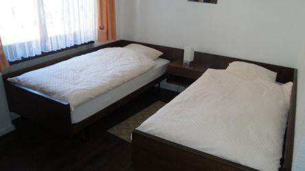 Einzelbettschlafzimmer