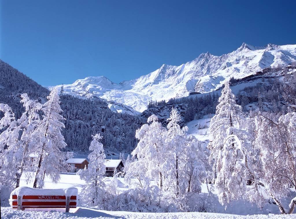 Winter Wonderland Saas Valley