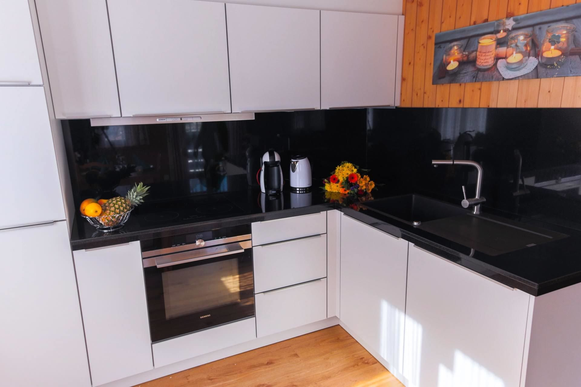 kitchen - Allalin - Monte Rosa