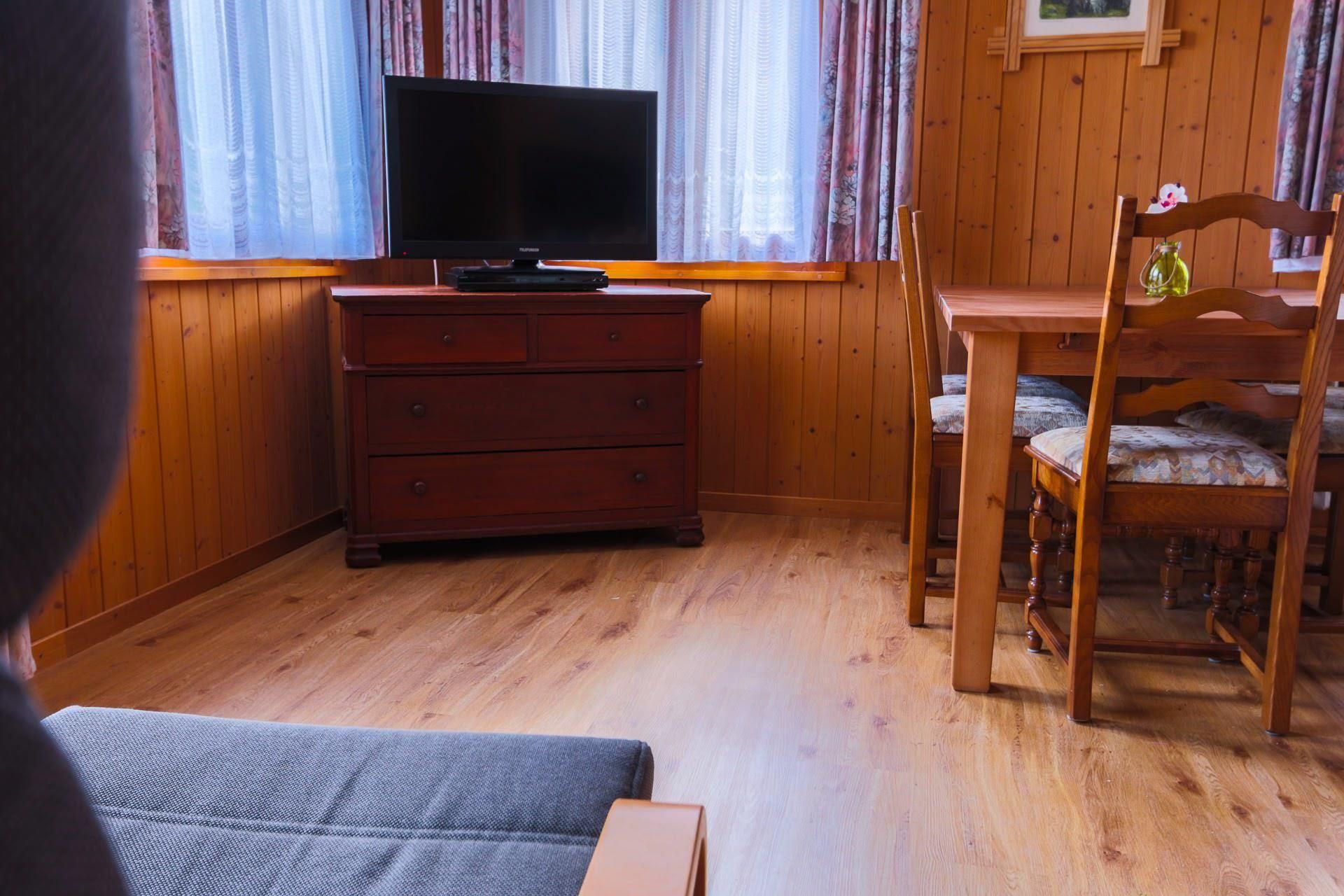 living room - Allalin - Monte Rosa 3