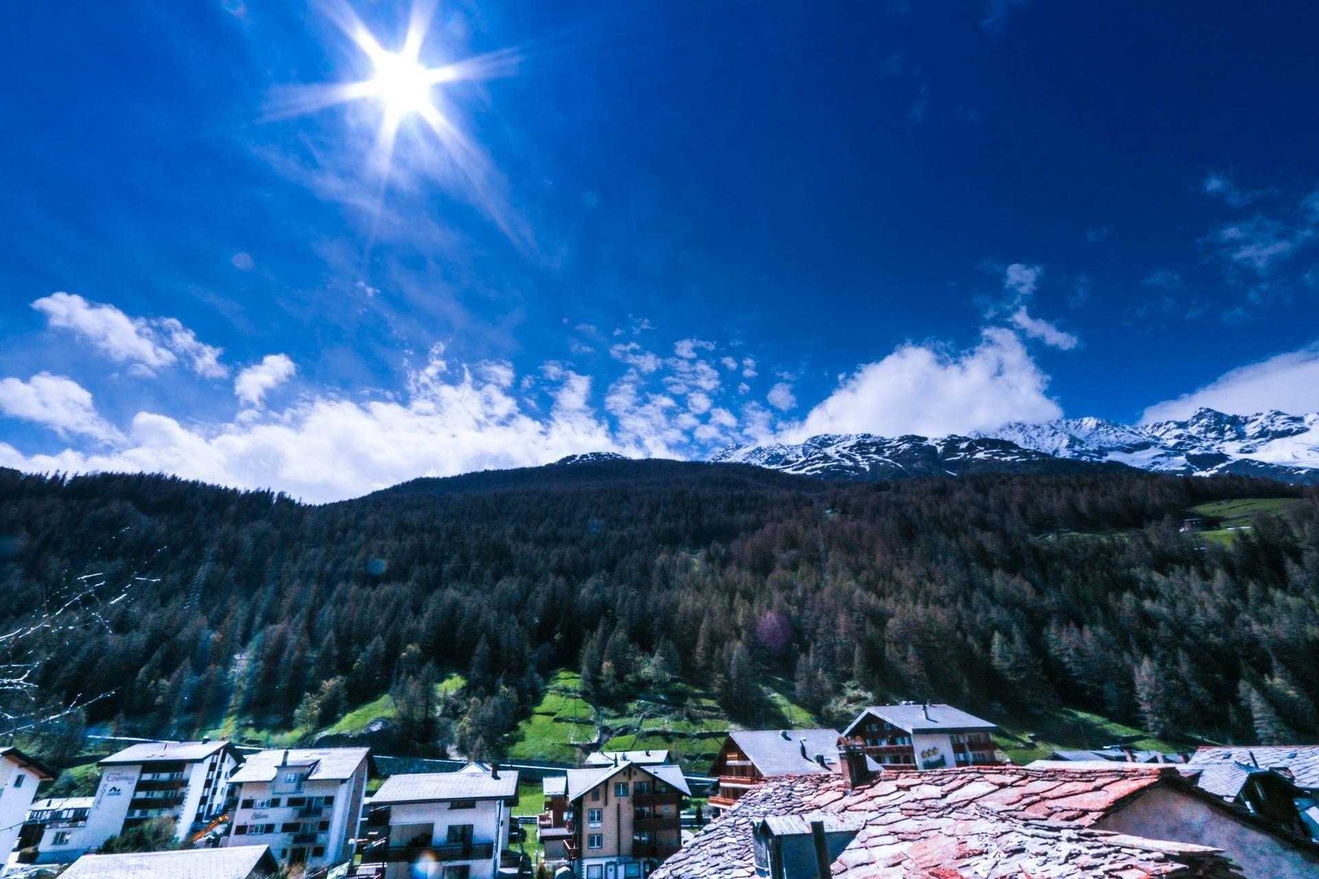 village of Saas-Grund west 2