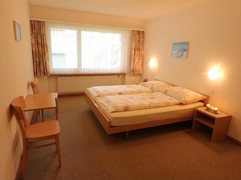 Doppelzimmer Wohnung 1
