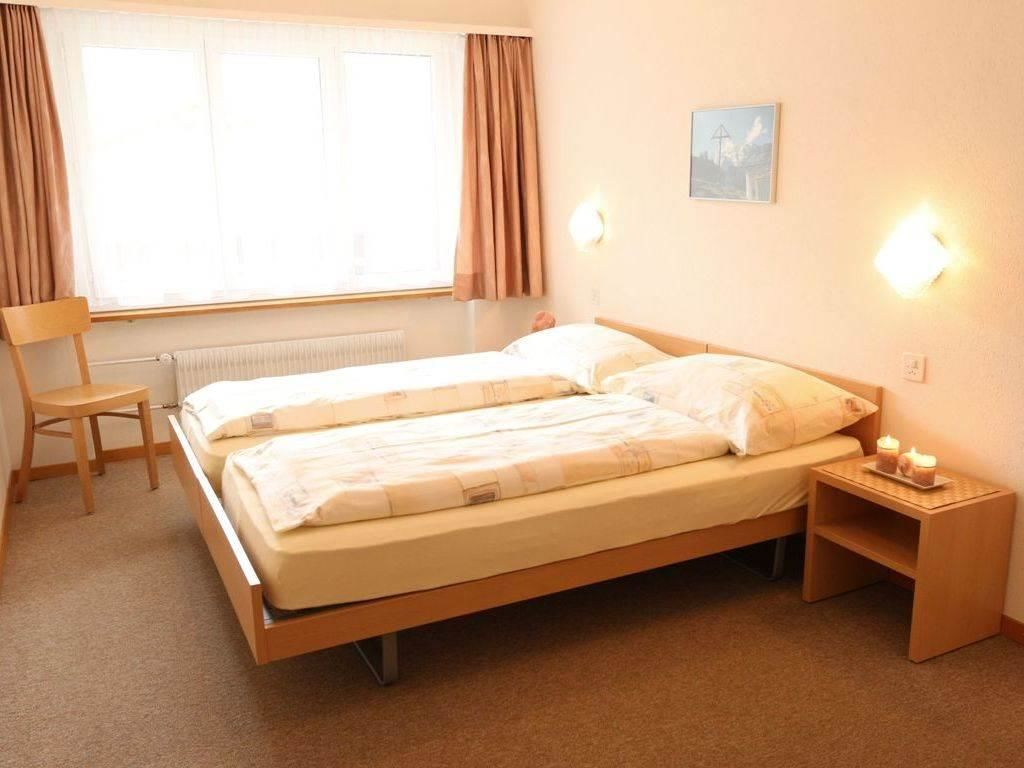 Schlafzimmer Wohnung 3