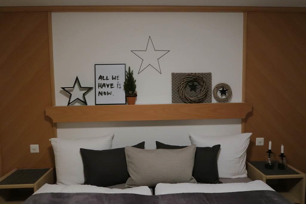 Doppelschlafzimmer 1